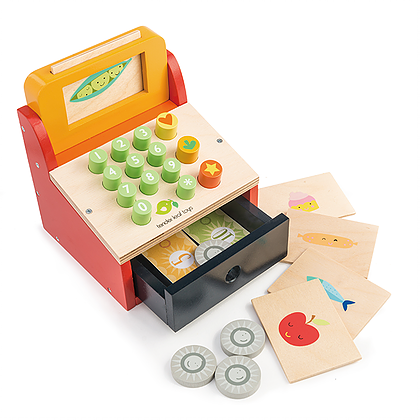 till with money by tender leaf toys
