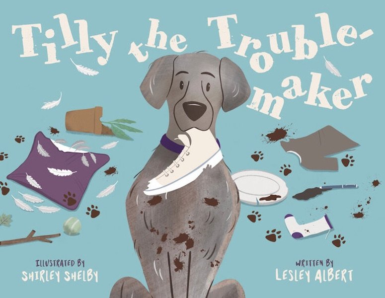 Tilly The Troublemaker by Lesley Albert