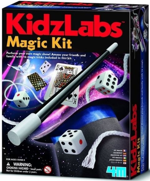 Magic Kit by KidzLabs