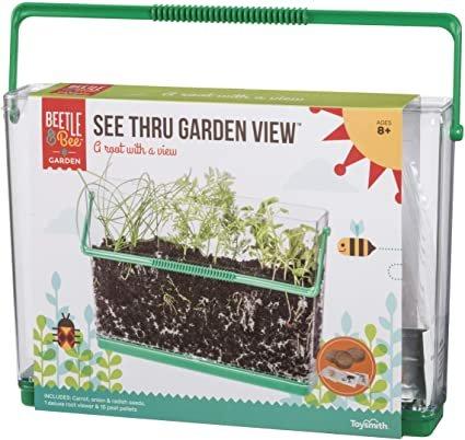 See Thru Garden View by Toysmith