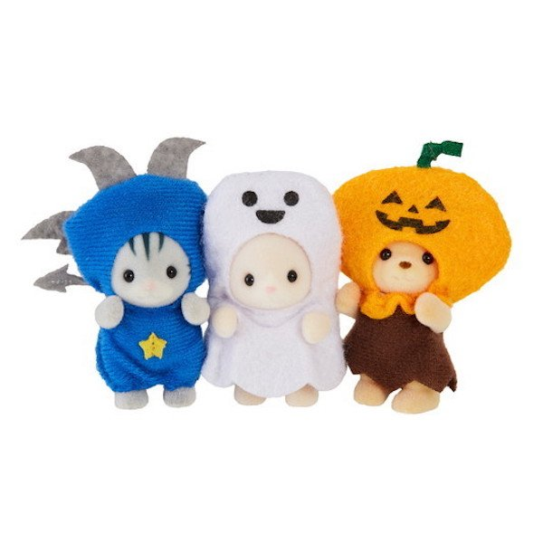 Trick or Treat Trio by Calico Critters