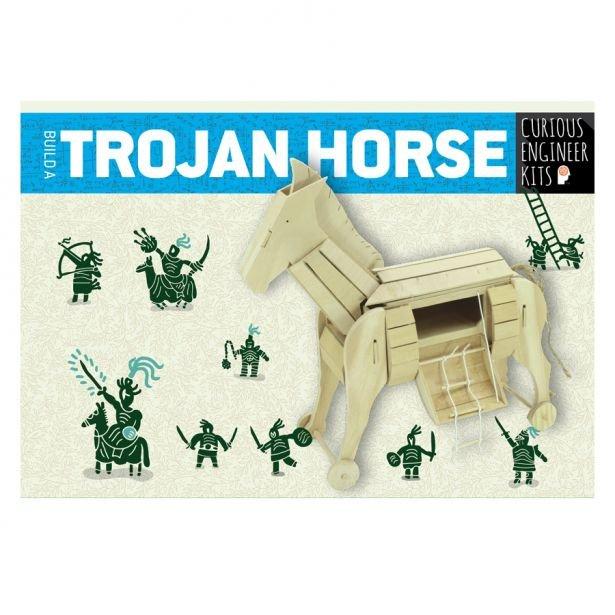 Make A Trojan Horse Kit by Copernicus