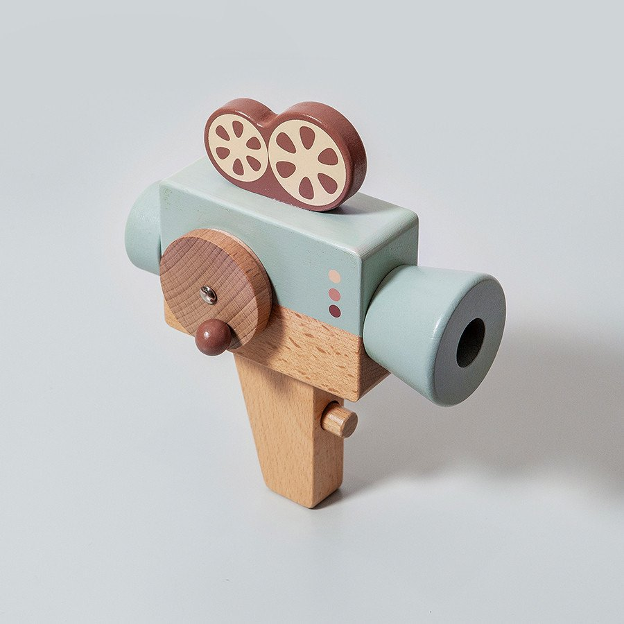 Video Camera by Petit Monkey