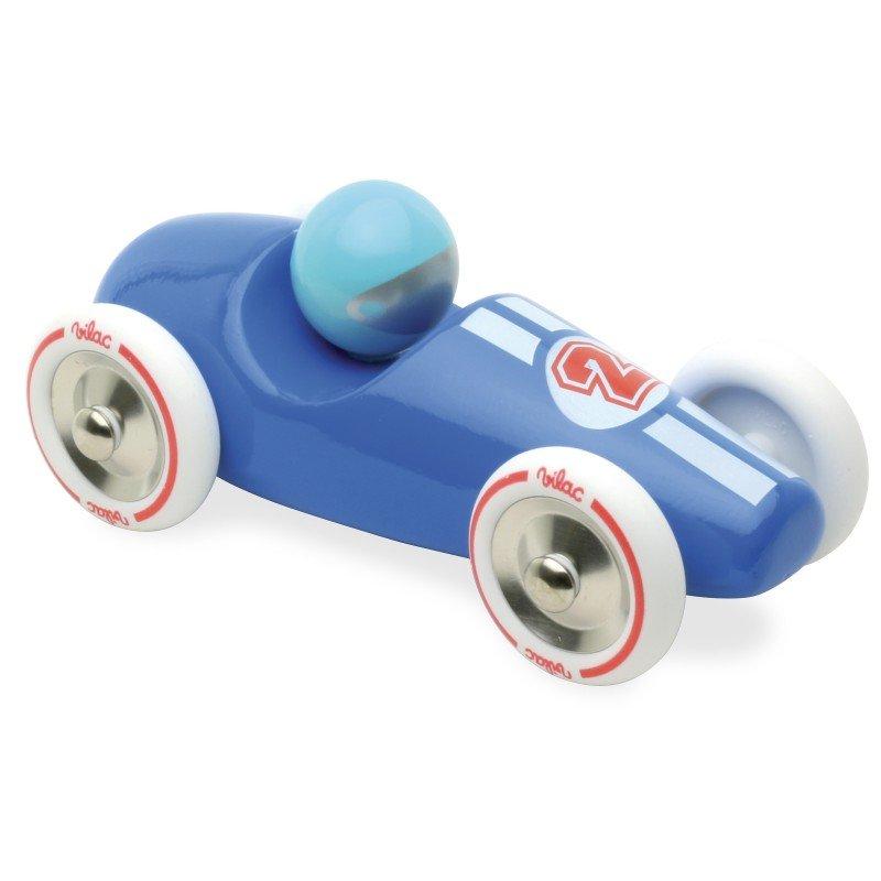 Race Car - Blue by Vilac