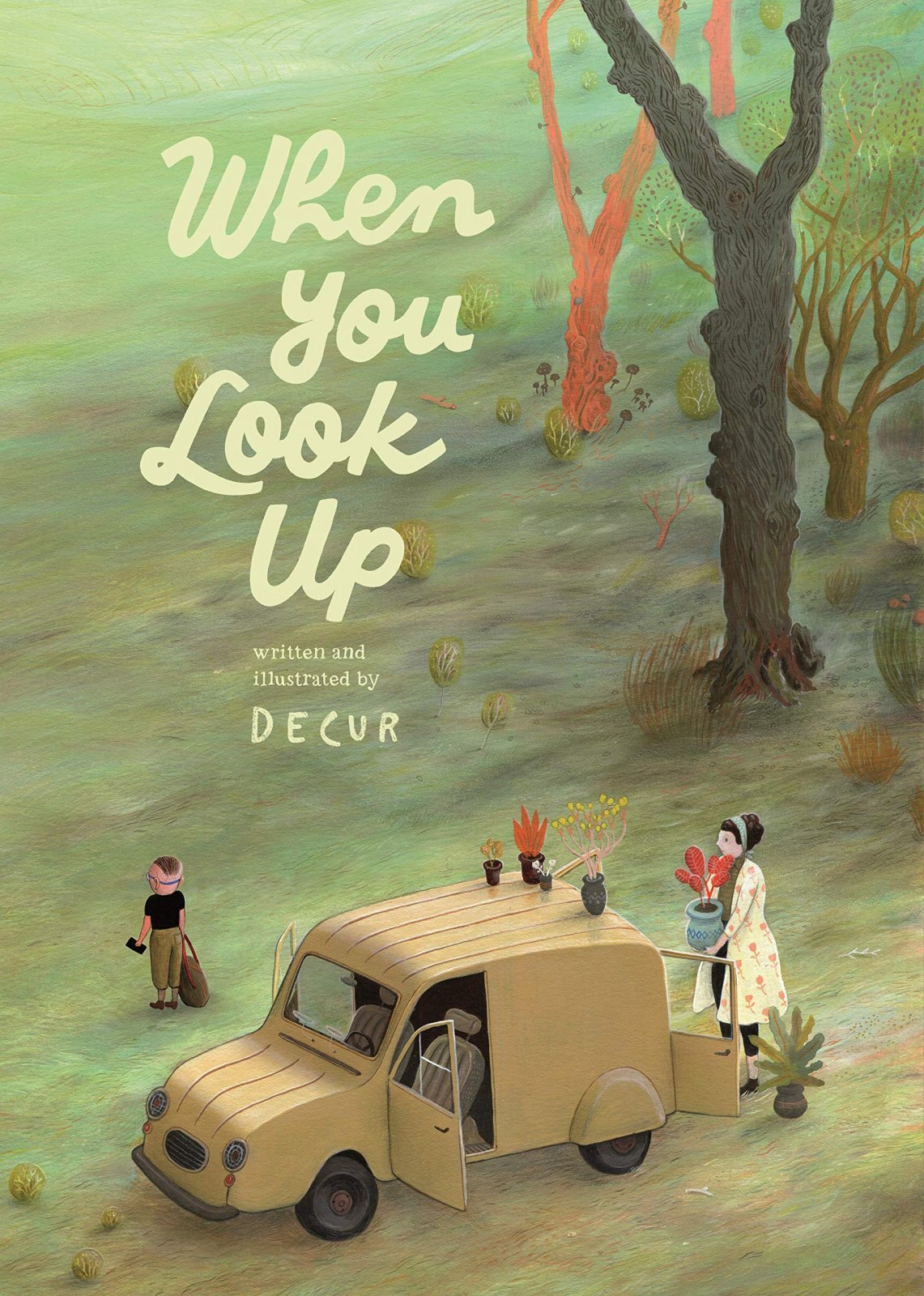 When You Look Up by Decur