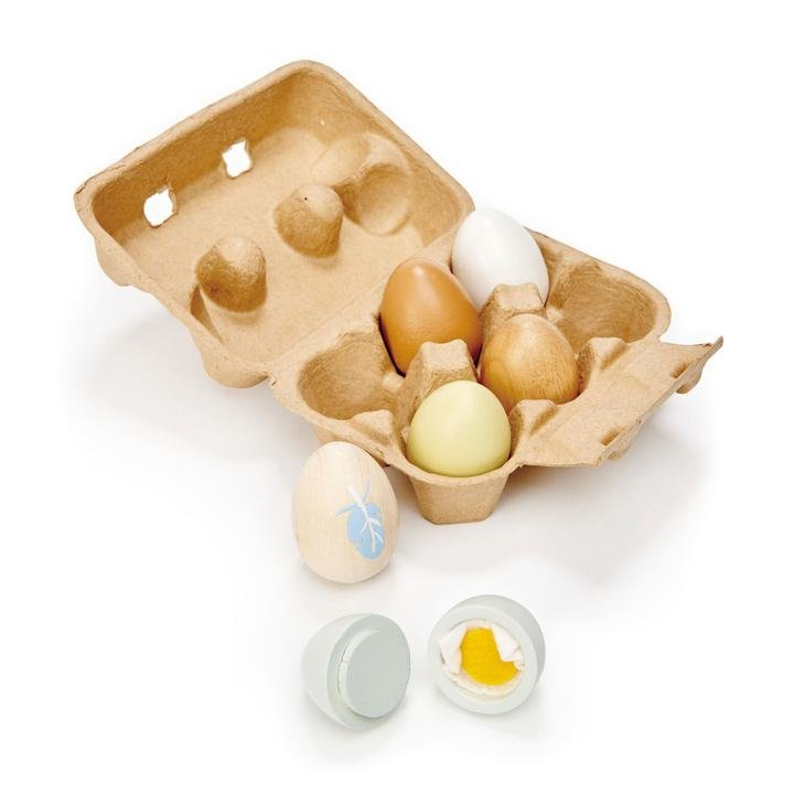 Fresh Eggs by Tender Leaf Toys