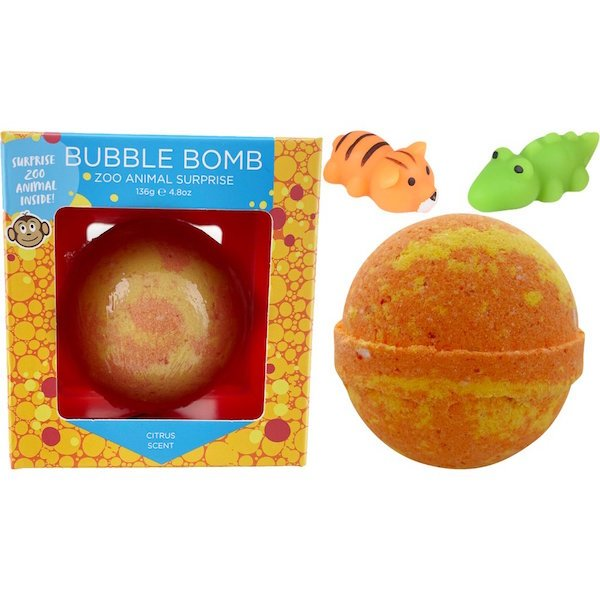 Bubble Bomb - Zoo Animal Surprise by Two Sisters Spa