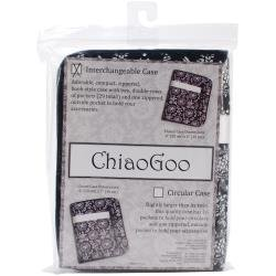 ChiaoGoo Interchangeable Needle Case - Empty White Ribbon