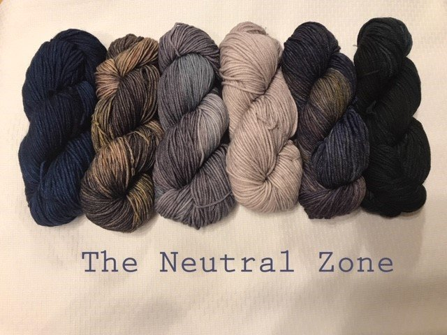 Nightshift Shawl Set -  THE NEUTRAL ZONE