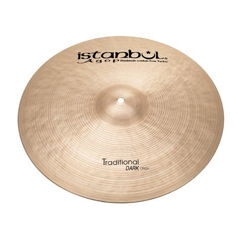 Istanbul Agop DC22 Traditional Dark Crash - 22