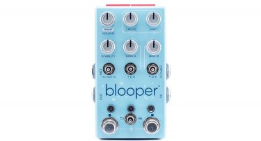 Chase Bliss Audio Blooper Pedal from 2019 Winter NAMM Show