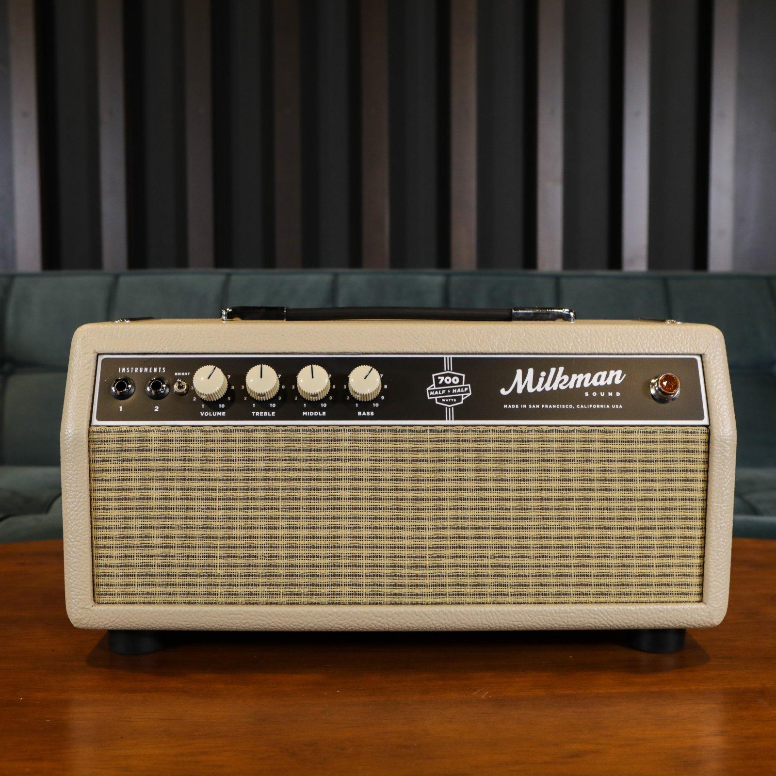 Milkman Sound 700W Bass Half-And-Half Amplifier