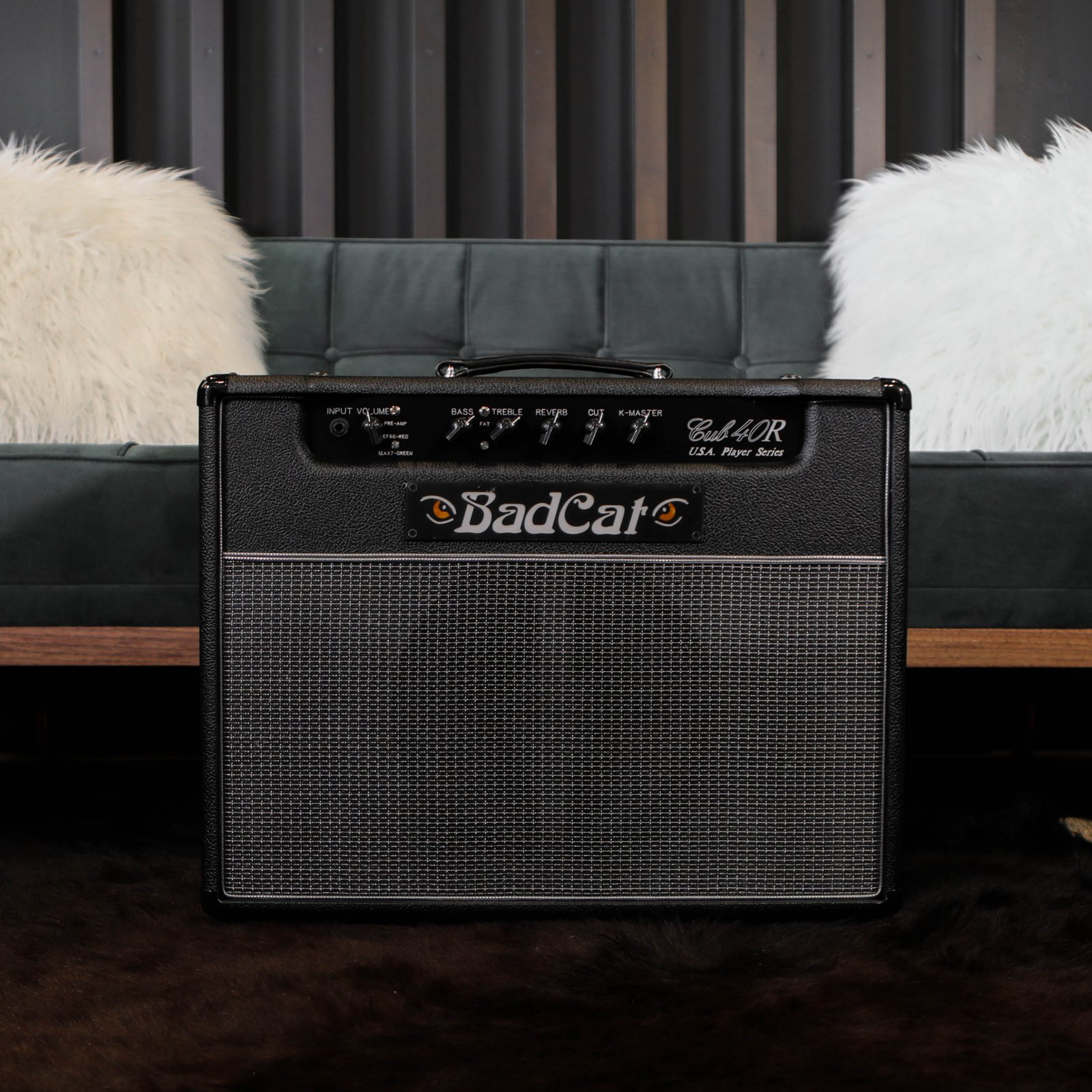 Bad Cat USA Player Series Cub 40R 40w 1x12 Combo Amplifier