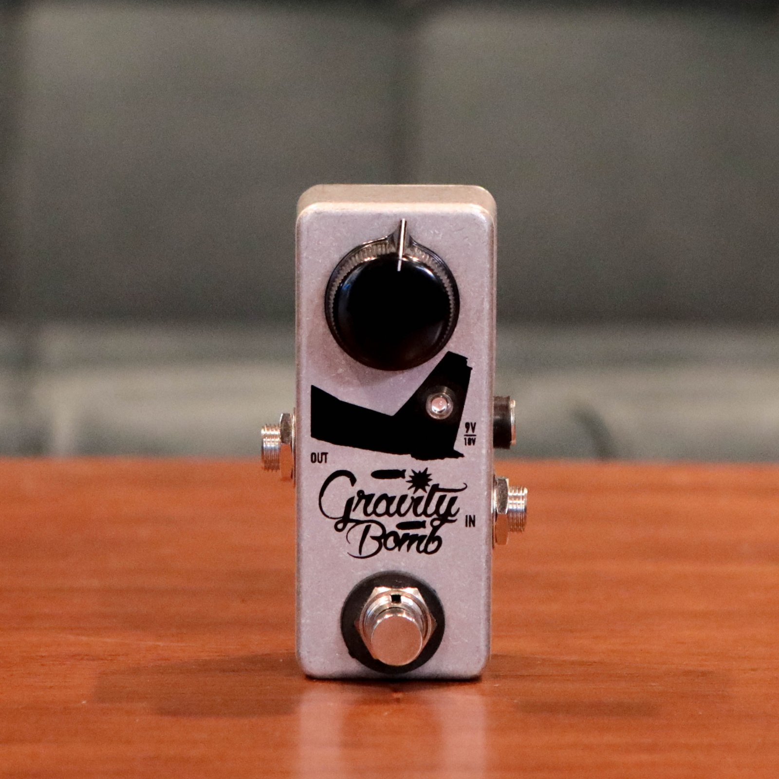 CopperSound Pedal Effects Gravity Bomb Boost Guitar Pedal