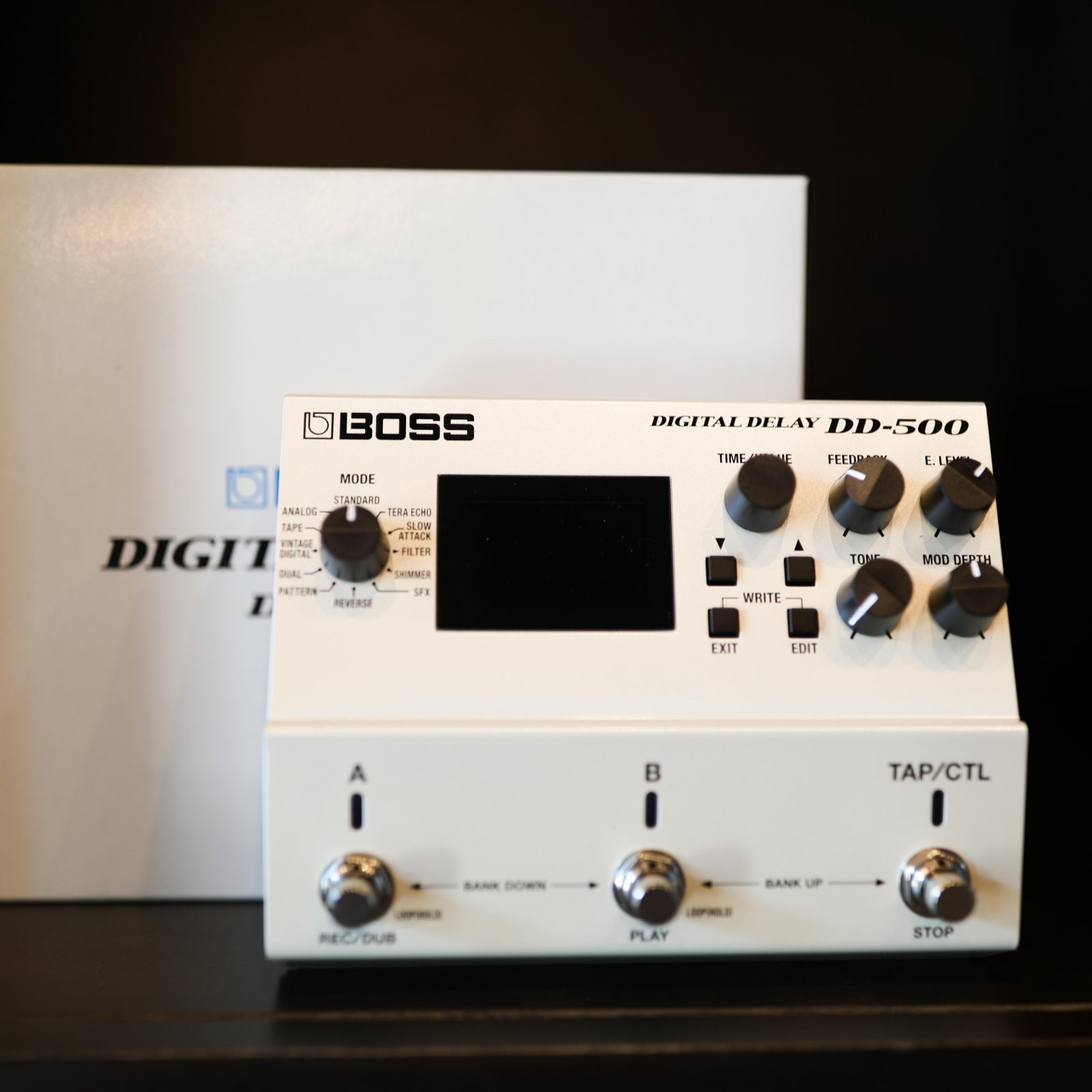 USED - BOSS DD-500 Digital Delay Pedal - (Consignment)