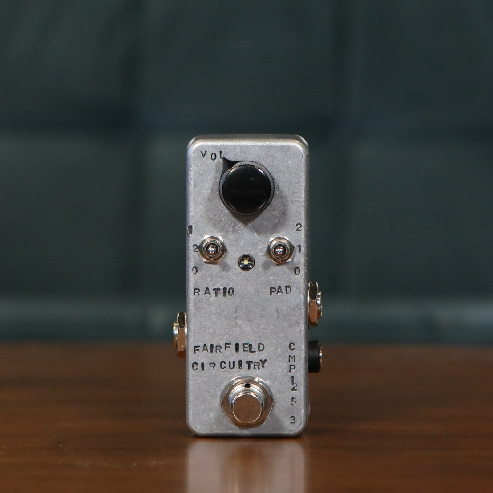 Fairfield circuitry The Accountant Compression guitare