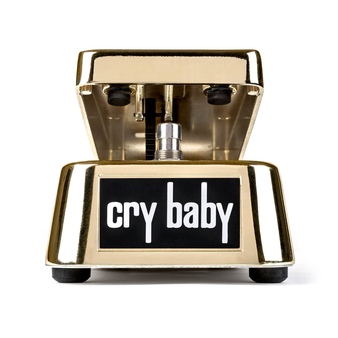 Dunlop 50th Anniversary Gold Cry Baby Wah Guitar Pedal