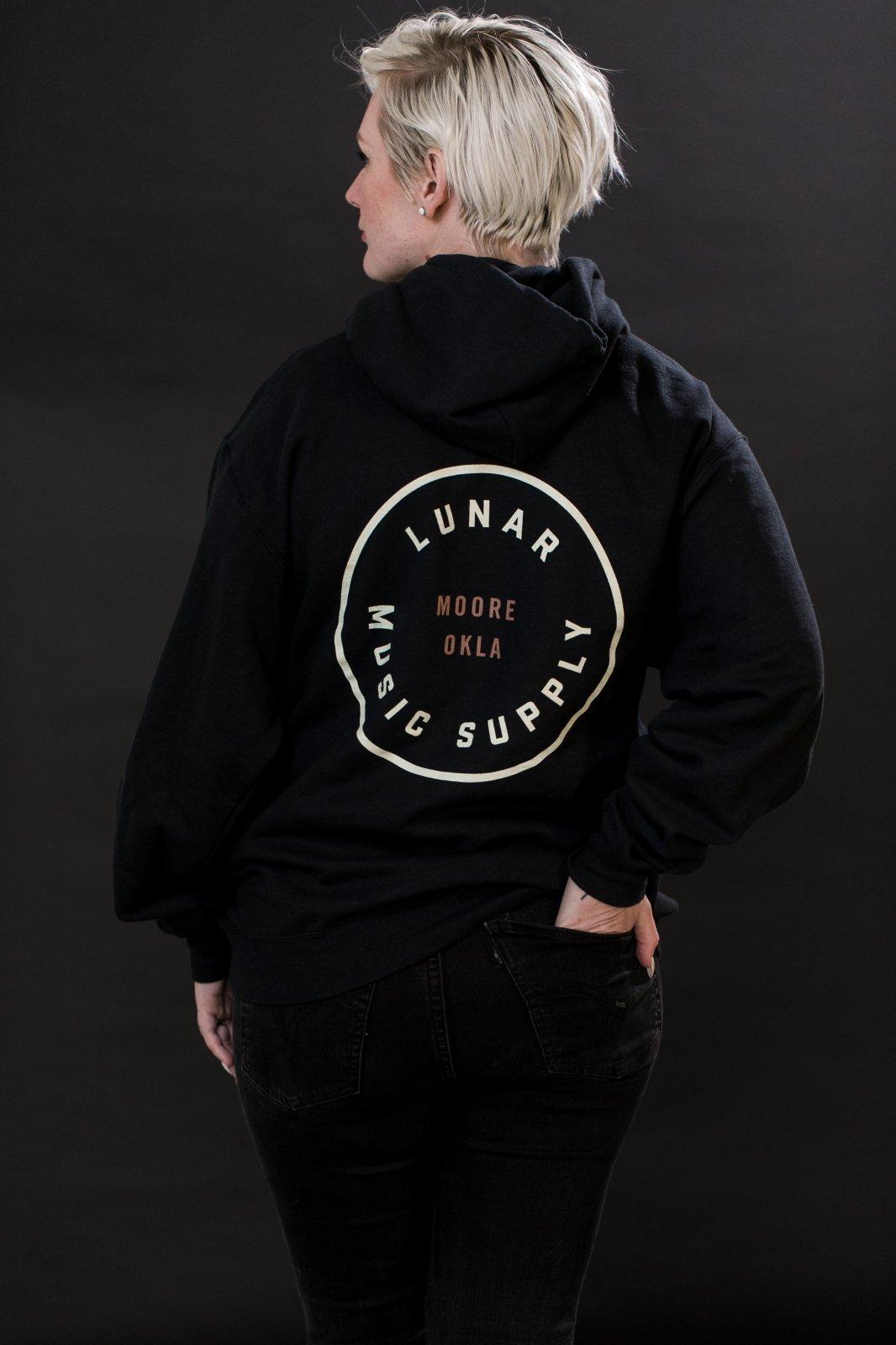 Lunar Music Supply - Winter 19' Hoodie