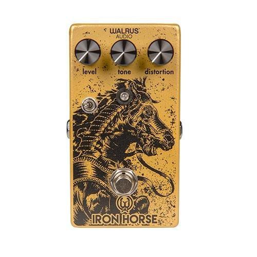 Walrus Audio Iron Horse V2 Distortion LM308
