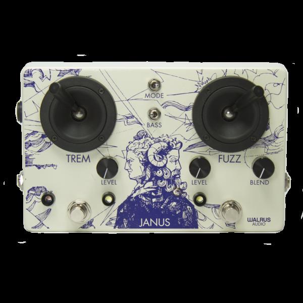 Walrus Audio Janus Tremolo/Fuzz with Joystick Control