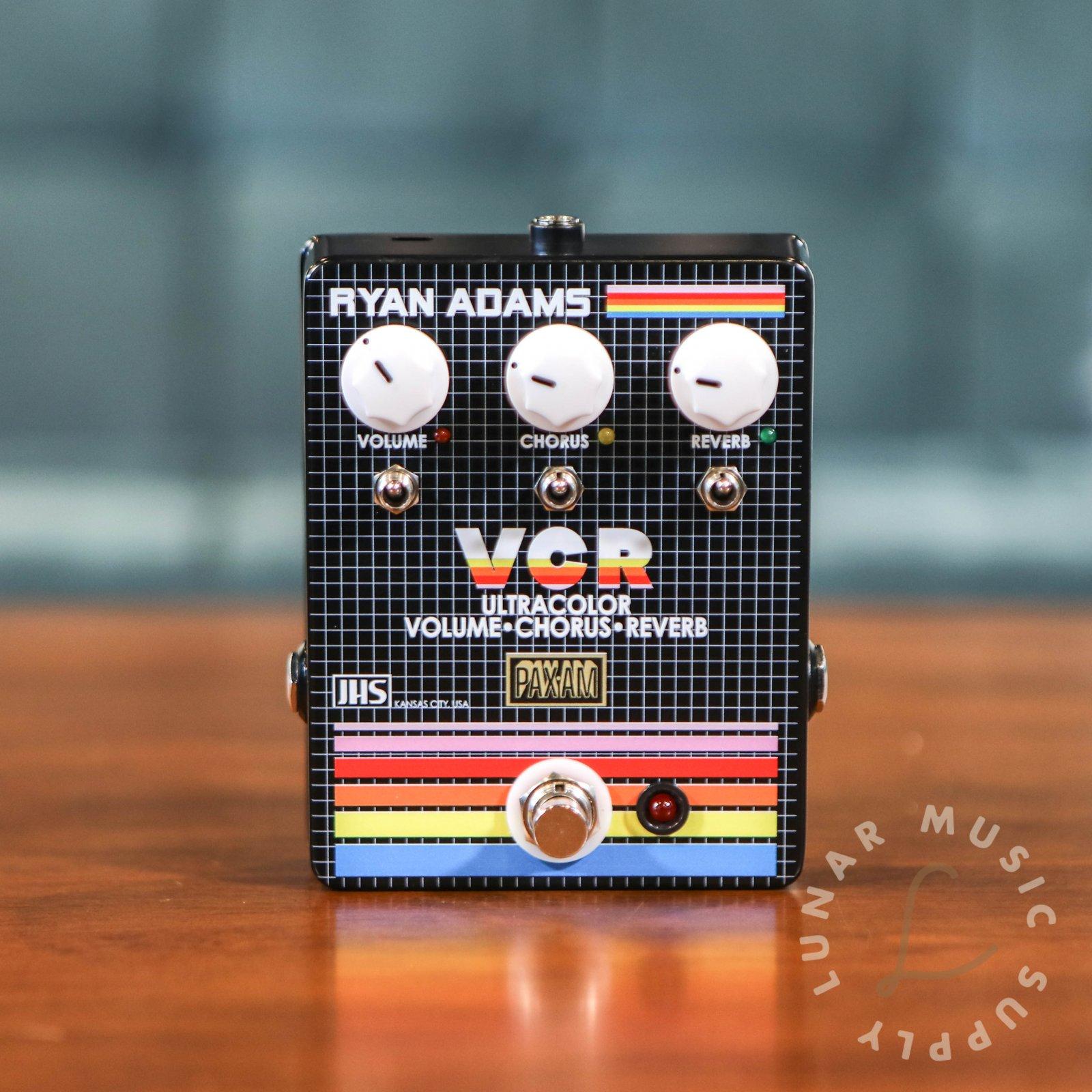 JHS Ryan Adams Volume / Chorus / Reverb Pedal