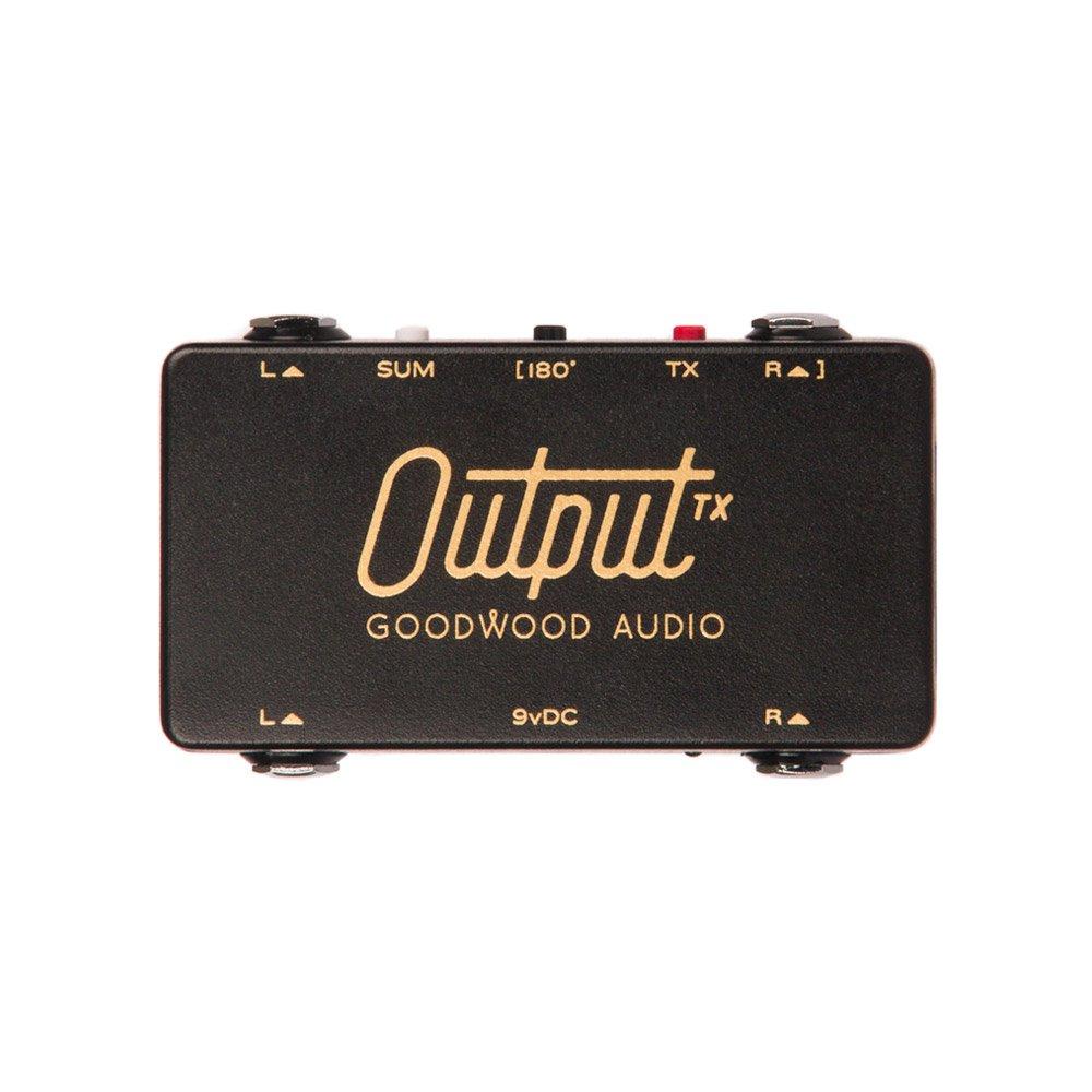 Goodwood Audio - Output