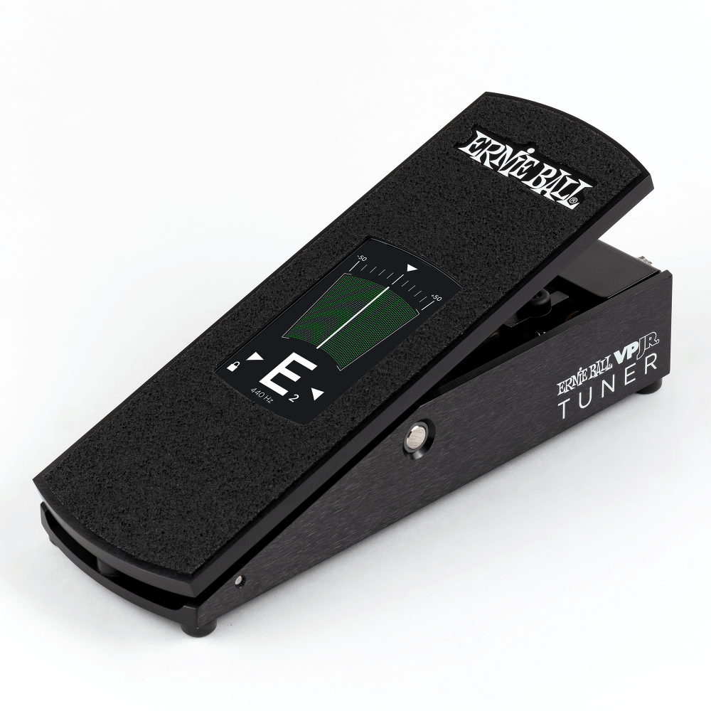 Ernie Ball P06203  VPJR Tuner / Volume Pedal - Black