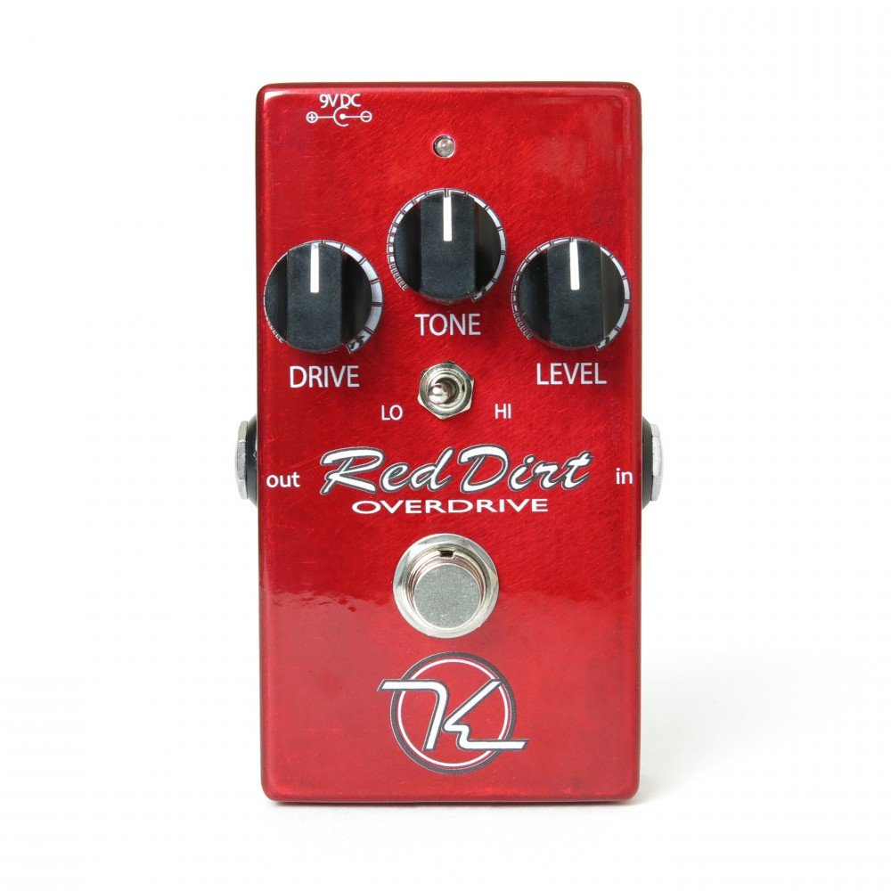 Keeley Electronics Red Dirt Overdrive Guitar Pedal