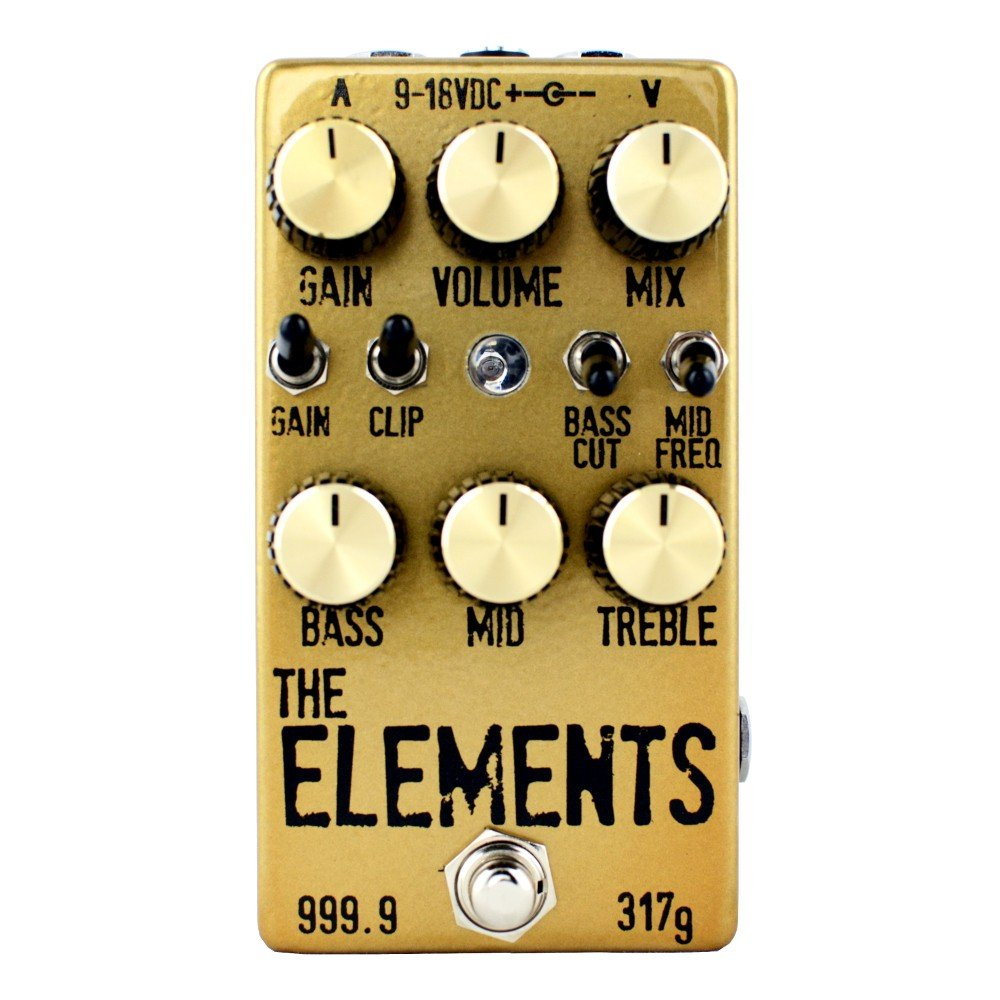 Dr. Scientist The Elements Boost/Overdrive/Distortion