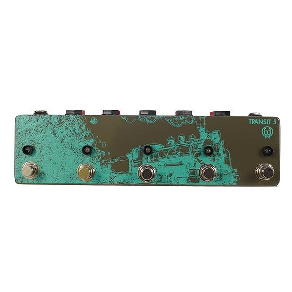 Walrus Audio Transit True Bypass Switcher (Transit 5)