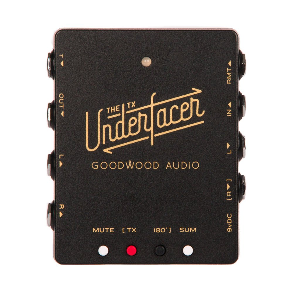 Goodwood Audio - The Underfacer