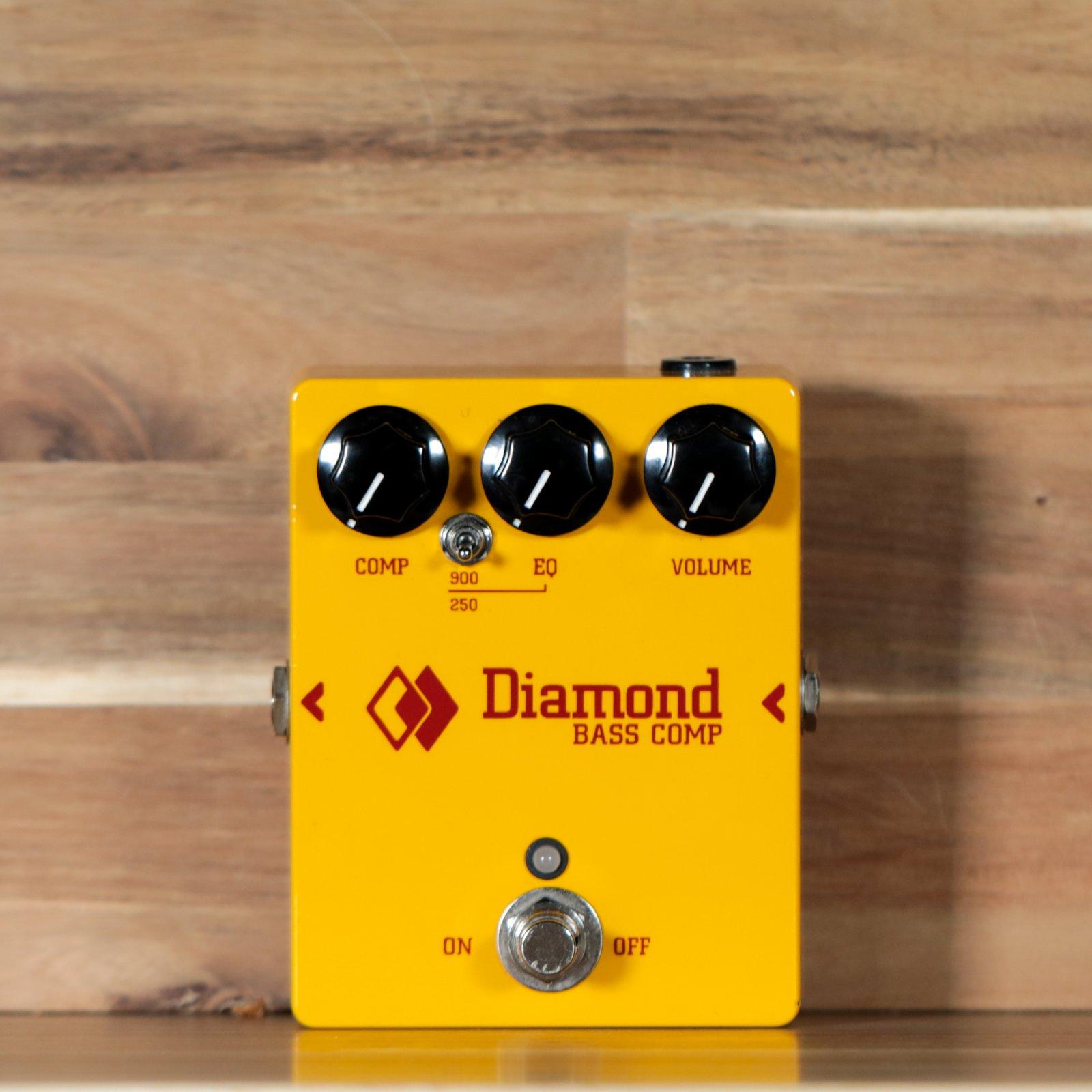 Diamond BCP1 Bass Compressor - Excellent Condition!