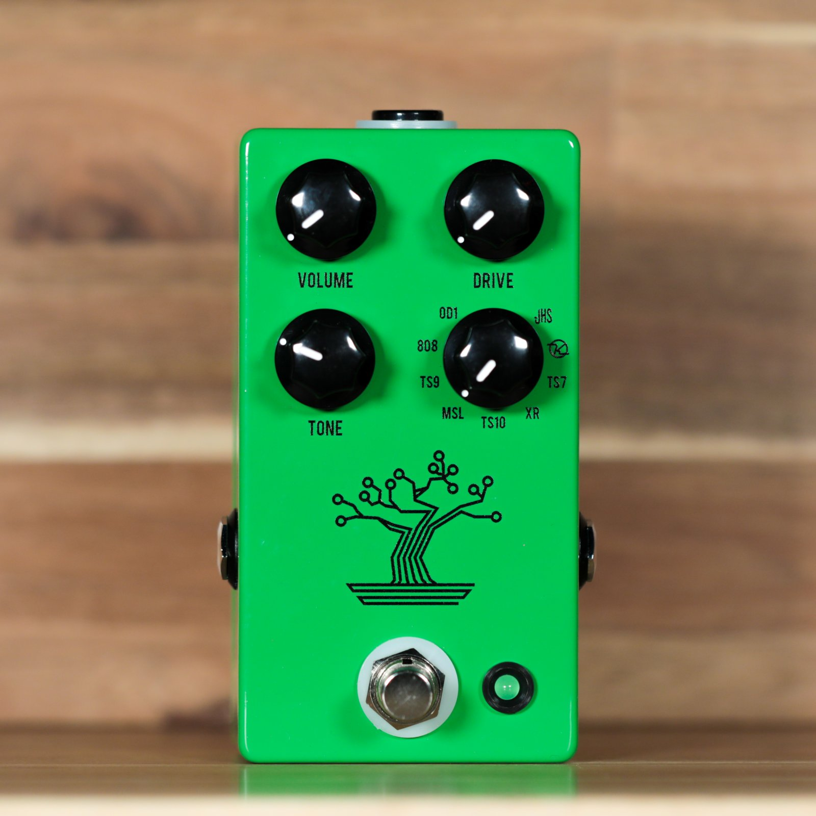 JHS Pedals The Bonsai 9-Way Tube Screamer Guitar Pedal