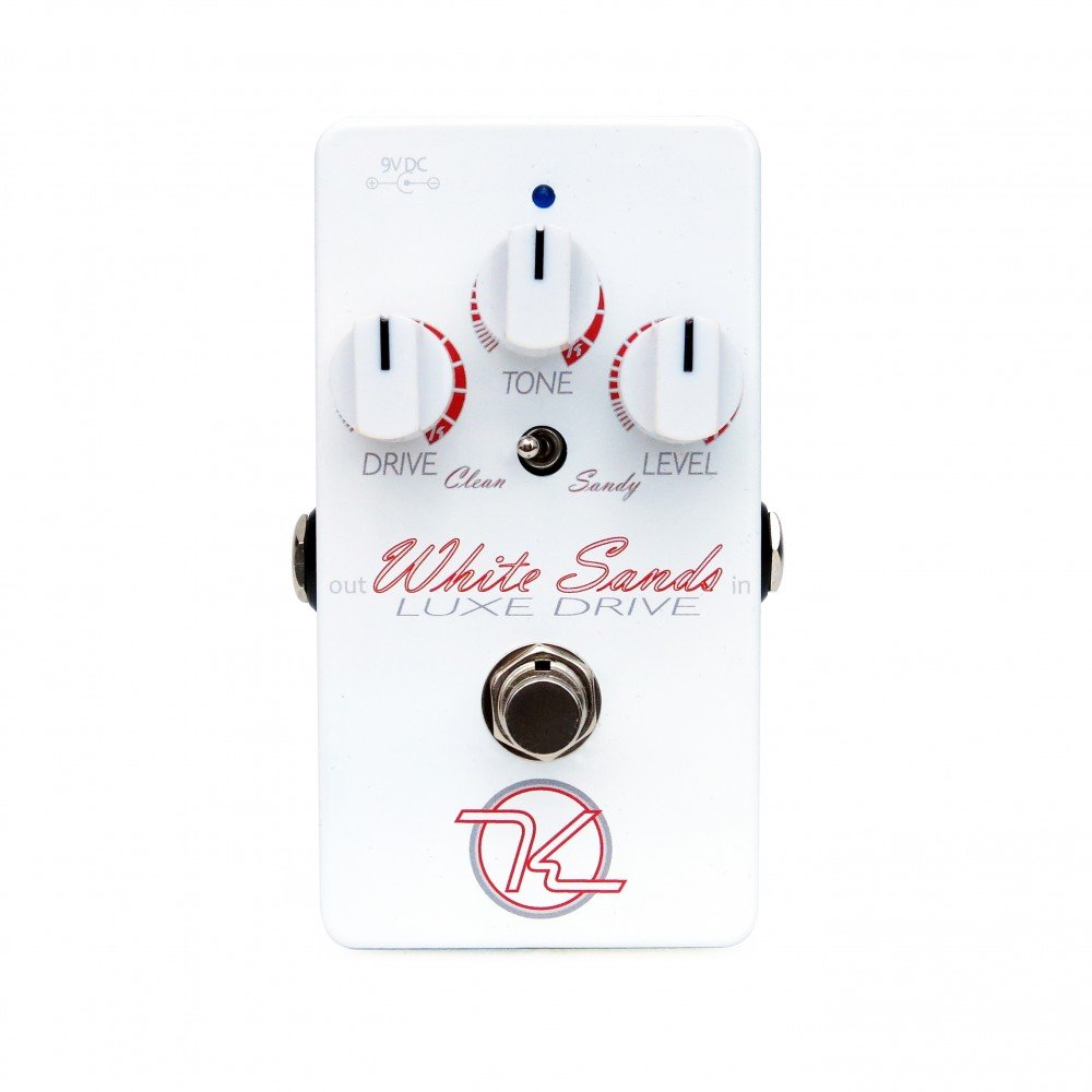 keeley electronics white sands luxe drive guitar pedal 854295005185. Black Bedroom Furniture Sets. Home Design Ideas