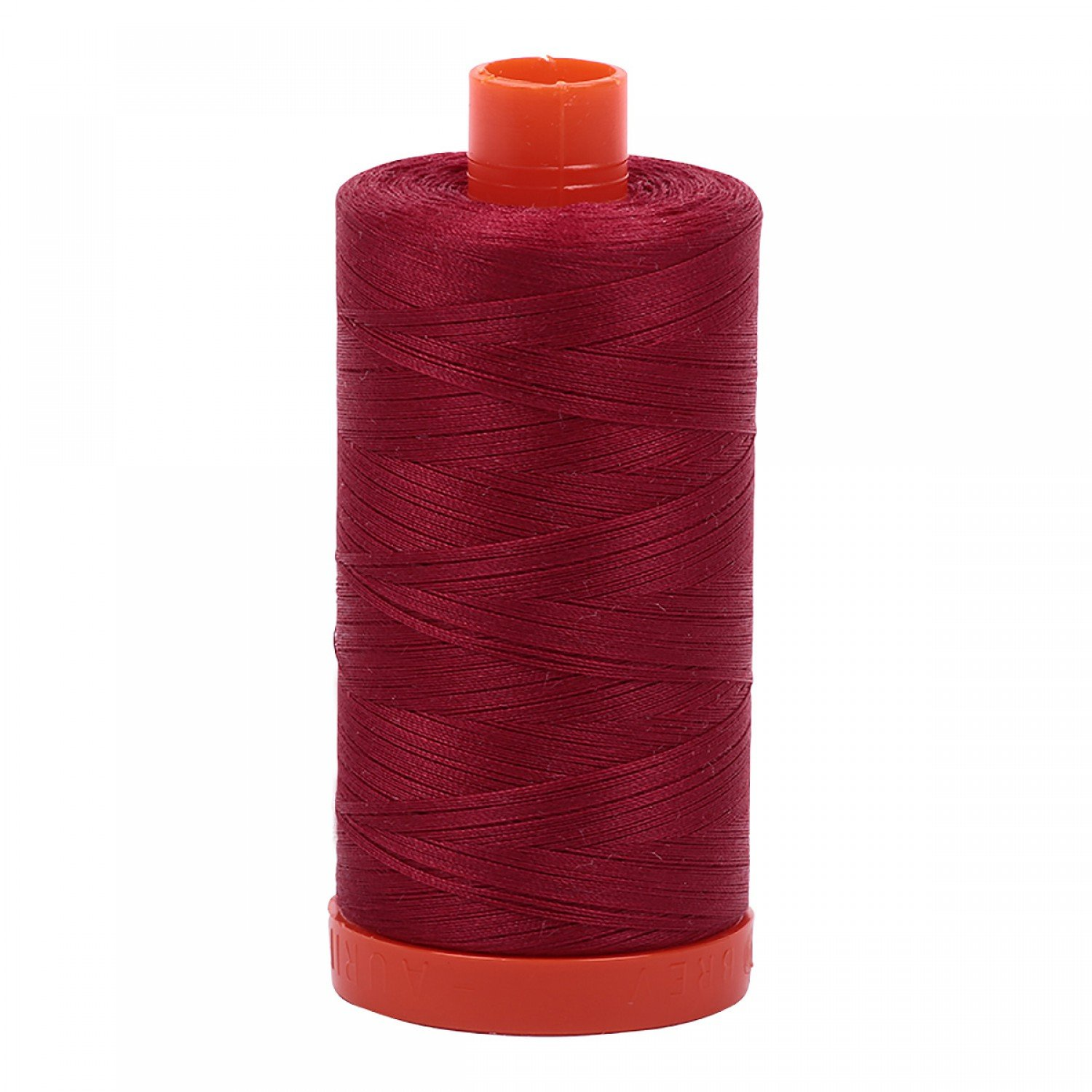 Aurifil Cotton Mako Thread 50wt 1300m 1103 Burgundy