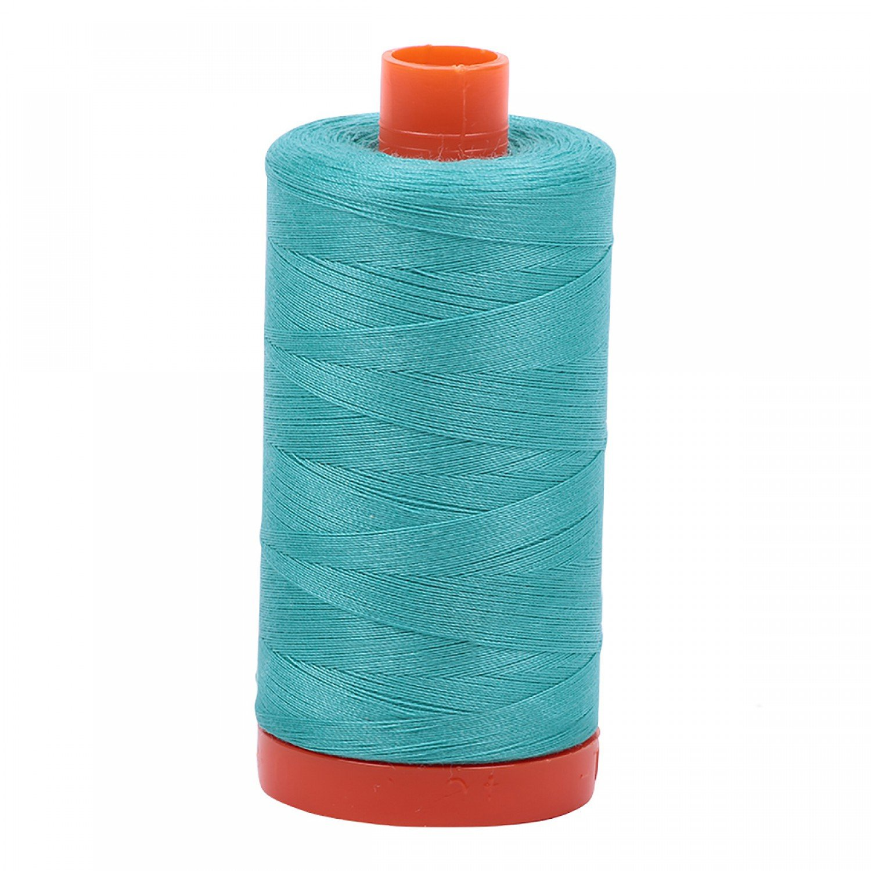 Aurifil Cotton Mako Thread 50wt 1300m  1148 Light Jade