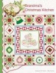 Crabapple Hill Studio Grandma's Christmas Kitchen Meg Hawkey Pattern