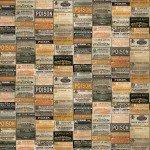 Free Spirit Tim Holtz Apothecary Poison Labels Halloween Cotton Fabric