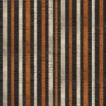Free Spirit Tim Holtz Haunted Stripe Halloween Cotton Fabric