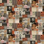 Free Spirit Tim Holtz 31st Halloween Cotton Fabric