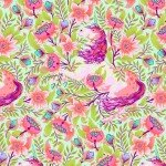 Free Spirit Tula Pink Cotton Candy Imaginarium Unicorn Cotton Candy Cotton Fabric
