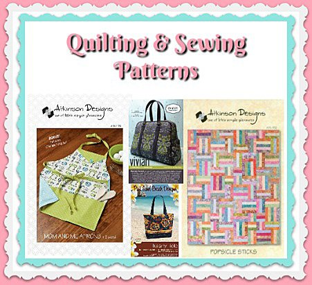 Sewing Patterns & Books