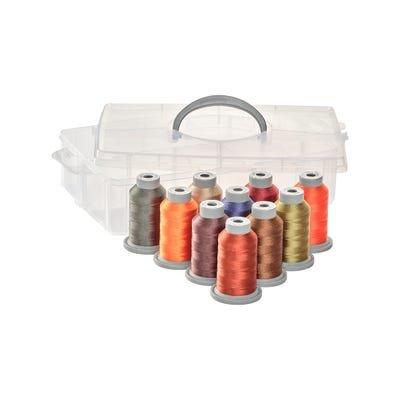 Glide Thread Kit The Fall Collection 10 Mini Spools
