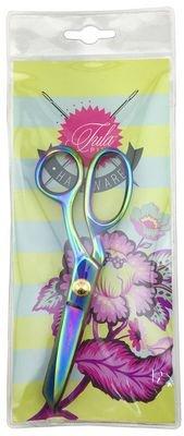 Tula Pink 6 Bent Trimmer Scissors Micro Serrated