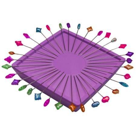 Zirkel Magnetic Pincushion Purple