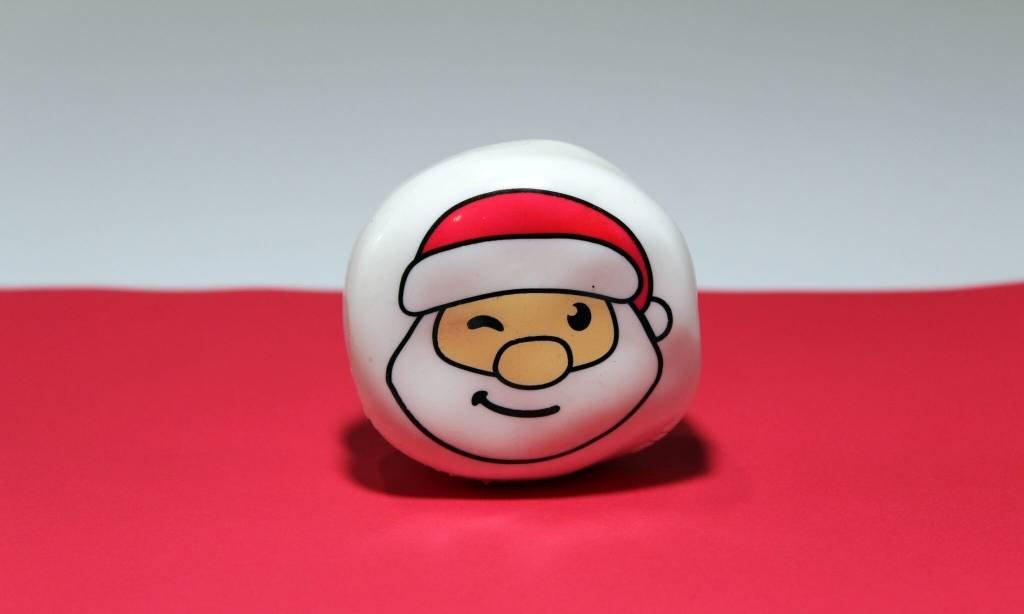 Santa Stikball