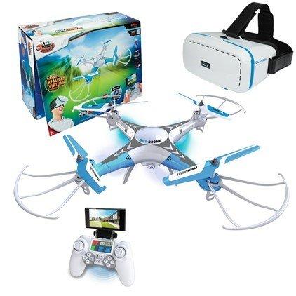 Spy Drone w/VR Glasses