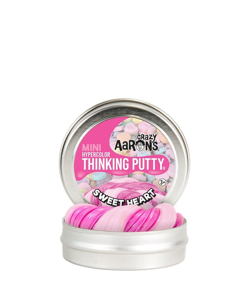 Sweet Heart Mini Putty Tin