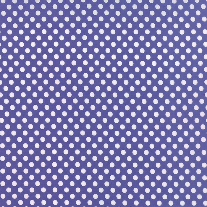 Dot Dot Dash Purple
