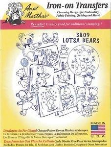 3809 Lotsa Bears